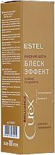 Parfums et Produits cosmétiques Soin à la soie liquide pour cheveux - Estel Professional Curex Brilliance Silk