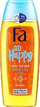 Parfums et Produits cosmétiques Gel douche à l'arôme de fruits - Fa Go Happy Shower Gel