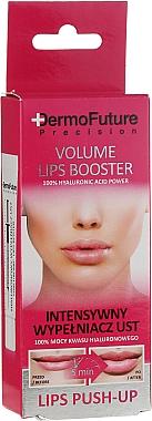 Soin repulpant à l'acide hyaluronique pour lèvres - DermoFuture Intensive Hyaluronic Lip Injection