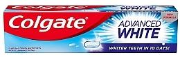 Parfums et Produits cosmétiques Dentifrice blanchissant - Colgate Advanced White