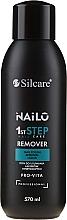 Parfums et Produits cosmétiques Dissolvant pour vernis à ongles sans acétone - Silcare Nailo Pro-Vita