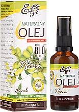 Parfums et Produits cosmétiques Huile de neem 100% naturelle - Etja Natural Neem Oil