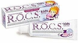 Parfums et Produits cosmétiques Dentifrice, Chewing-gum - R.O.C.S. Kids Bubble Gum Toothpaste