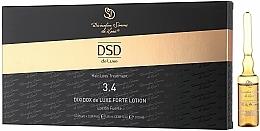 Parfums et Produits cosmétiques Lotion à la caféine pour cheveux - Divination Simone De Luxe Dixidox DeLuxe Forte Lotion