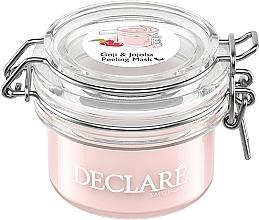 Parfums et Produits cosmétiques Masque exfoliant au jojoba pour visage - Declare Goji and Jojoba Peeling Mask