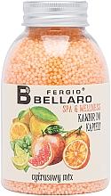 Parfums et Produits cosmétiques Caviar de bain, Mélange d'agrumes - Fergio Bellaro Citrus Mix Bath Caviar