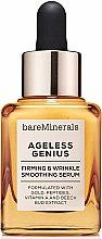 Parfums et Produits cosmétiques Sérum visage raffermissant et lissant - Bare Escentuals Bare Minerals Ageless Genius Firming and Wrinkle Smoothing Serum
