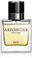 Parfums et Produits cosmétiques Désodorisant pour voiture - Areon Luxury Car Perfume Long Lasting Red