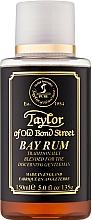 Parfums et Produits cosmétiques Taylor of Old Bond Street Bay Rum - Lotion après-rasage