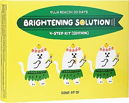 Parfums et Produits cosmétiques Coffret soin visage - Some By Mi Yuja Niacin 30 Days Brightening Solution