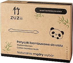 Parfums et Produits cosmétiques Bâtonnets sécurité en bambou pour bébé - Zuzii