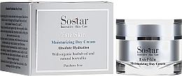 Parfums et Produits cosmétiques Crème à l'huile naturelle de baobab pour visage - Sostar EstelSkin Moisturizing Day Cream