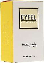 Parfums et Produits cosmétiques Eyfel Perfume Alien Flora Futura W-186 - Eau de parfum Her an Yaninda
