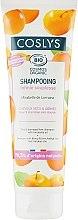 Parfums et Produits cosmétiques Shampooing à l'huile de mirabelle de Lorraine - Coslys Shampoo for Dry and Damaged Hair with Oil Mirabella