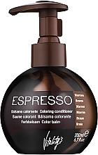 Parfums et Produits cosmétiques Baume colorant - Vitality's Art Espresso