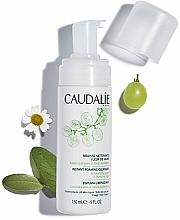 Mousse nettoyante au raisin et sauge pour le visage - Caudalie Cleansing & Toning Instant Foaming Cleanser — Photo N4
