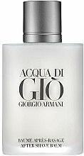 Parfums et Produits cosmétiques Giorgio Armani Acqua di Gio Pour Homme After Shave Balm - Baume après-rasage
