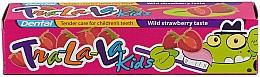 Parfums et Produits cosmétiques Dentifrice, Fraise - Dental Tra-La-La Kids Strawberry Toothpaste