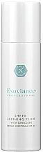 Parfums et Produits cosmétiques Fluide à base d'extrait de pépins de raisin pour visage - Exuviance Professional Sheer Refining Fluid SPF40