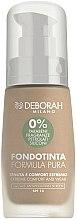 Parfums et Produits cosmétiques Fond de teint - Deborah Milano Formula Pura Foundation SPF15
