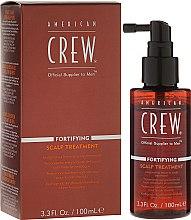 Parfums et Produits cosmétiques Traitement sans rinçage pour le cuir chevelu - American Crew Fortifying Scalp Revitalizer