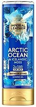 Parfums et Produits cosmétiques Gel douche - PZ Cussons Imperial Leather Arctic Ocean & Icelandic Moss