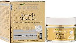 Parfums et Produits cosmétiques Crème à la bave d'escargot pour visage - Bielenda Kuracja Mlodosci Cream 40+