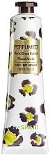 Parfums et Produits cosmétiques Crème parfumée pour mains Musc - The Saem Perfumed Floral Musk Hand Shea Butter