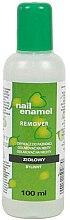 Parfums et Produits cosmétiques Dissolvant vernis à ongles aux extraits d'herbes - Venita Herbal Green Nail Enamel Remover