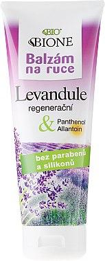 Baume à la lavande pour mains - Bione Cosmetics Lavender Hand Ointment