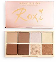 Parfums et Produits cosmétiques Palette de maquillage - Makeup Revolution Roxxsaurus Roxi Highlight & Contour Palette