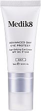 Parfums et Produits cosmétiques Crème à la caféine pour contour des yeux - Medik8 Advanced Day Eye Protect