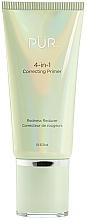 Parfums et Produits cosmétiques Base correctrice de rougeurs pour visage - Pur 4-In-1 Correcting Primer Redness Reducer