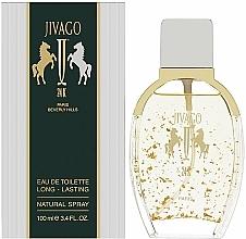 Parfums et Produits cosmétiques Jivago 24K Pour Homme - Eau de Toilette