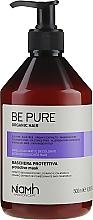 Parfums et Produits cosmétiques Masque aux extraits de souci et grenade bio pour cheveux - Niamh Hairconcept Be Pure Protective Mask