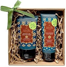 Parfums et Produits cosmétiques Set - Sabai Thai Jasmine (crème mains/100ml + crème pieds/100ml)