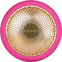 Parfums et Produits cosmétiques Masque thermo-activé aux leds pour visage - Foreo UFO Smart Mask Treatment Device Fuchsia