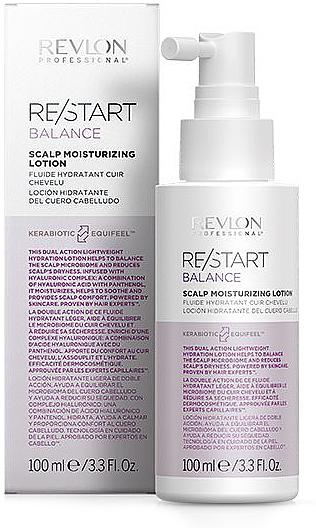 Lotion hydratante pour cuir chevelu - Revlon Professional Restart Balance Scalp Moisturizing Lotion — Photo N1