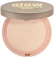 Parfums et Produits cosmétiques Enlumineur en crème compacte pour visage - Pupa Glow Obsession Compact Face Cream Highlighter