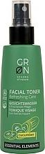 Parfums et Produits cosmétiques Lotion tonique au concombre - GRN Essential Elements Cucumber Toner