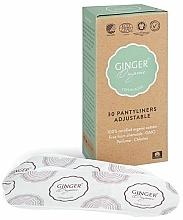 Parfums et Produits cosmétiques Protège-slips - Ginger Organic