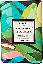 Parfums et Produits cosmétiques Savon parfumé - Baija Sieste Tropicale Perfumed Soap