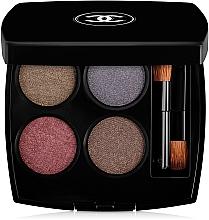 Parfums et Produits cosmétiques Palette de fards à paupières, 4 couleurs - Chanel Les 4 Ombres Multi-Effect Quadra Eyeshadow
