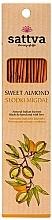 Parfums et Produits cosmétiques Bâtons d'encens Amande douce - Sattva Sweet Almond