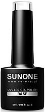 Parfums et Produits cosmétiques Base de vernis à ongles hybride - Sanone Gel Polish Base