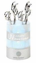 Parfums et Produits cosmétiques Stérilisateur à ciseaux ultraviolets - Olivia Garden Handy Shear Sterilizer