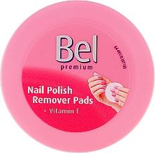 Parfums et Produits cosmétiques Tampons-dissolvant pour vernis à ongles - Bel Premium Wet Nail Polish Remover Pads