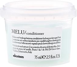 Parfums et Produits cosmétiques Après-shampooing anti-casse à l'extrait de graine de lentille - Davines Melu Conditioner Anti-Rottura Lucidante