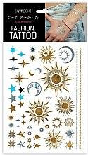 Parfums et Produits cosmétiques Tatouages éphémères, effet métallique - Art Look