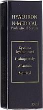 Parfums et Produits cosmétiques Sérum à l'acide hyaluronque pour visage - N-Medical Hyalron Professional Serum